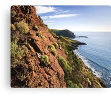 Second Valley Canvas Print