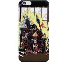 Team Gurren iPhone Case/Skin