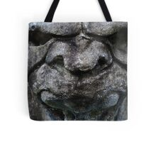 Screaming Gargoyle Tote Bag