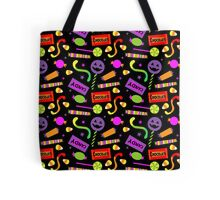 Colorful Halloween Candy  Tote Bag