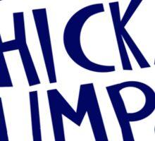 Hey Chicka Bump Bump Sticker