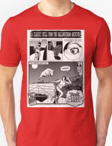 Terror of The Sheep page 1 Unisex T-Shirt