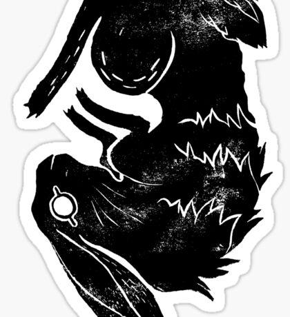 Wit and Bun Sticker