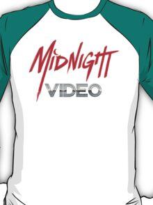 MIDNIGHT VIDEO T-Shirt