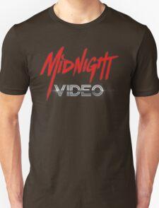 MIDNIGHT VIDEO Unisex T-Shirt