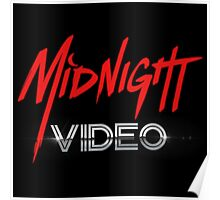 MIDNIGHT VIDEO Poster