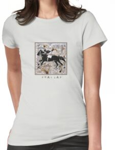 Phar Lap Womens Fitted T-Shirt