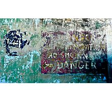 Bunker - WW-II Comes To The San Francisco Bay Area... Photographic Print