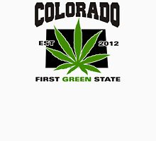 Colorado Marijuana Cannabis Weed T-Shirt T-Shirt