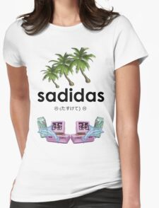 Sadidas Womens Fitted T-Shirt