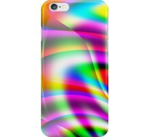 Colorburst Abstract iPhone Case/Skin
