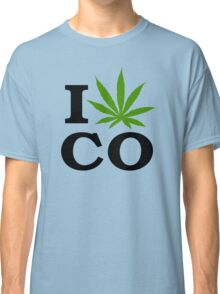 I Marijuana Colorado Classic T-Shirt