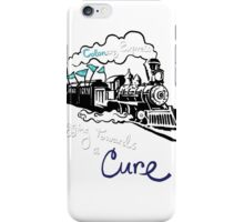 Colonary Express iPhone Case/Skin