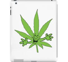 Marijuana iPad Case/Skin