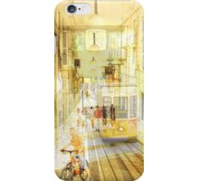 Memories from Lisbon iPhone Case/Skin