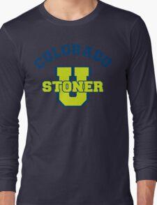 Colorado Cannabis Long Sleeve T-Shirt
