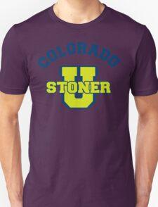 Colorado Cannabis Unisex T-Shirt