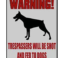 Trespassers by lawrencebaird
