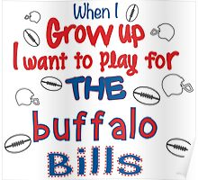 When I Grow Up... (Buffalo) Poster