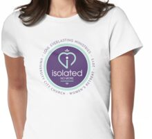 Isolated No More - U City Women's Conference Womens Fitted T-Shirt