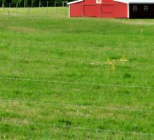 Down on the Farm Sticker