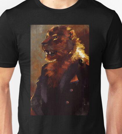 Dandy Lion Unisex T-Shirt