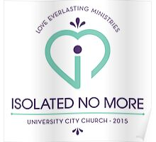 Isolated No More Women's Conference-2 Poster