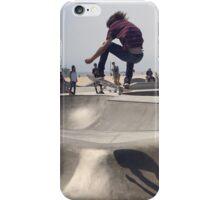 Airborne Skater - Huntington Beach, CA iPhone Case/Skin