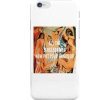 Picasso's Single Ladies iPhone Case/Skin
