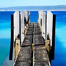 Canal Rocks Boat Ramp by Sheldon Pettit