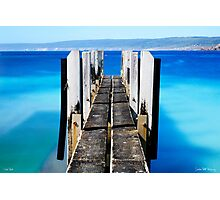 Canal Rocks Boat Ramp Photographic Print