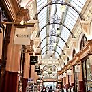The Block Arcade, Melbourne by Nicole a Alley