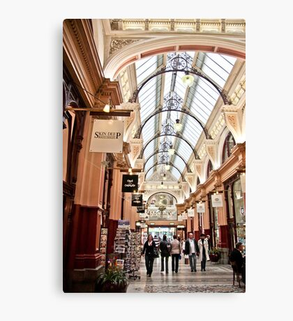 The Block Arcade, Melbourne Canvas Print