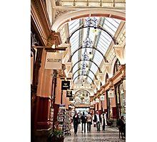 The Block Arcade, Melbourne Photographic Print