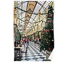 The Royal Arcade, Melbourne Poster