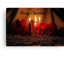 Christmas Cards Series #4 Canvas Print