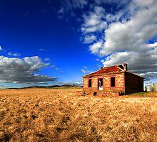 Burra Cottage by joel Durbridge
