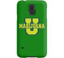 Marijuana Samsung Galaxy Case/Skin