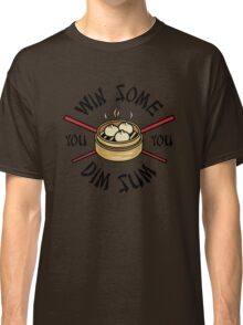 You Win Some You Dim Sum // Cute Funny Food Pattern  Classic T-Shirt