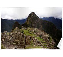 Machu Picchu, Perú Poster