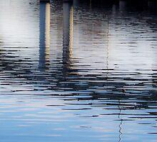 Below Bridge by Tom Vaughan