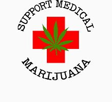 Support Medical Marijuana Unisex T-Shirt