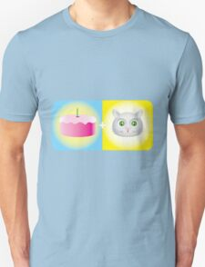 Cake + Pussy Confection T-Shirt