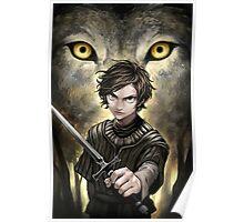 GoT - Game of Thrones : Arya Stark Poster