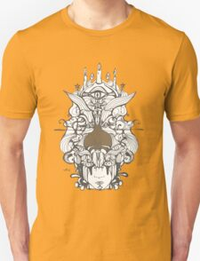 To My Beloved Chaosociety -the third eye emperor- T-Shirt