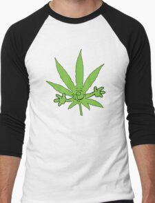 Marijuana Munchies Men's Baseball ¾ T-Shirt