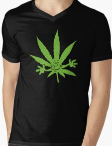 Marijuana Munchies Mens V-Neck T-Shirt