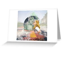 Emerald City of Love Greeting Card