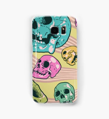 Candy Skulls Samsung Galaxy Case/Skin