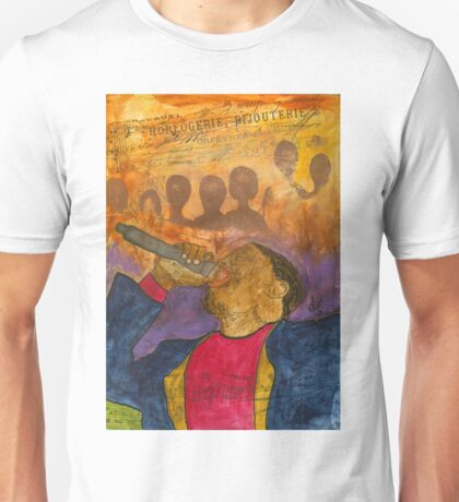 The Soul Singer Unisex T-Shirt
